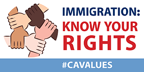 Immigration - Know your rights