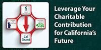 Leverage Your Charitable Contribution for California's Future